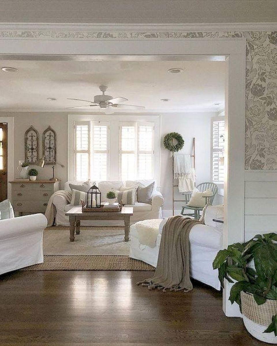 106 Living Room Decorating Ideas: 106 Best Cozy Farmhouse Living Room Decor Ideas