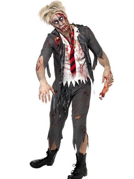 Scary Halloween Costumes Bloody Zombie | Halloween Costumes ...