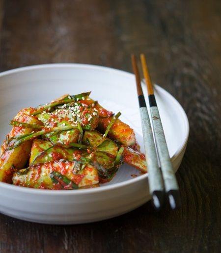 Огурцы по-корейски на зиму - самый вкусный рецепт огурцов ...