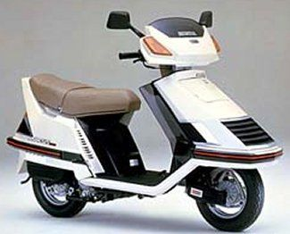 Honda Elite 125 Ch125 Scooter Motorcycles