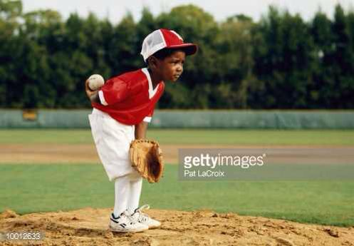 Little Man Injury Prevention Play Ball
