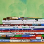 10 Picture books about art