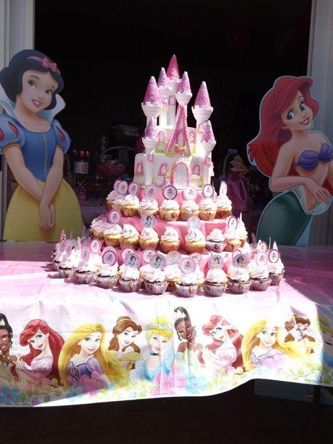 Disney princess party birthday party ideas in 2018 - Catch de fille ...