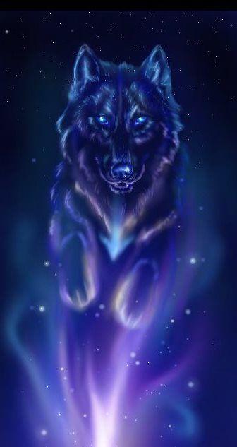 Wolf Wolves Art Beauty Spirit Fantasy Wolf Spirit Animal Wolf Spirit Anime Wolf