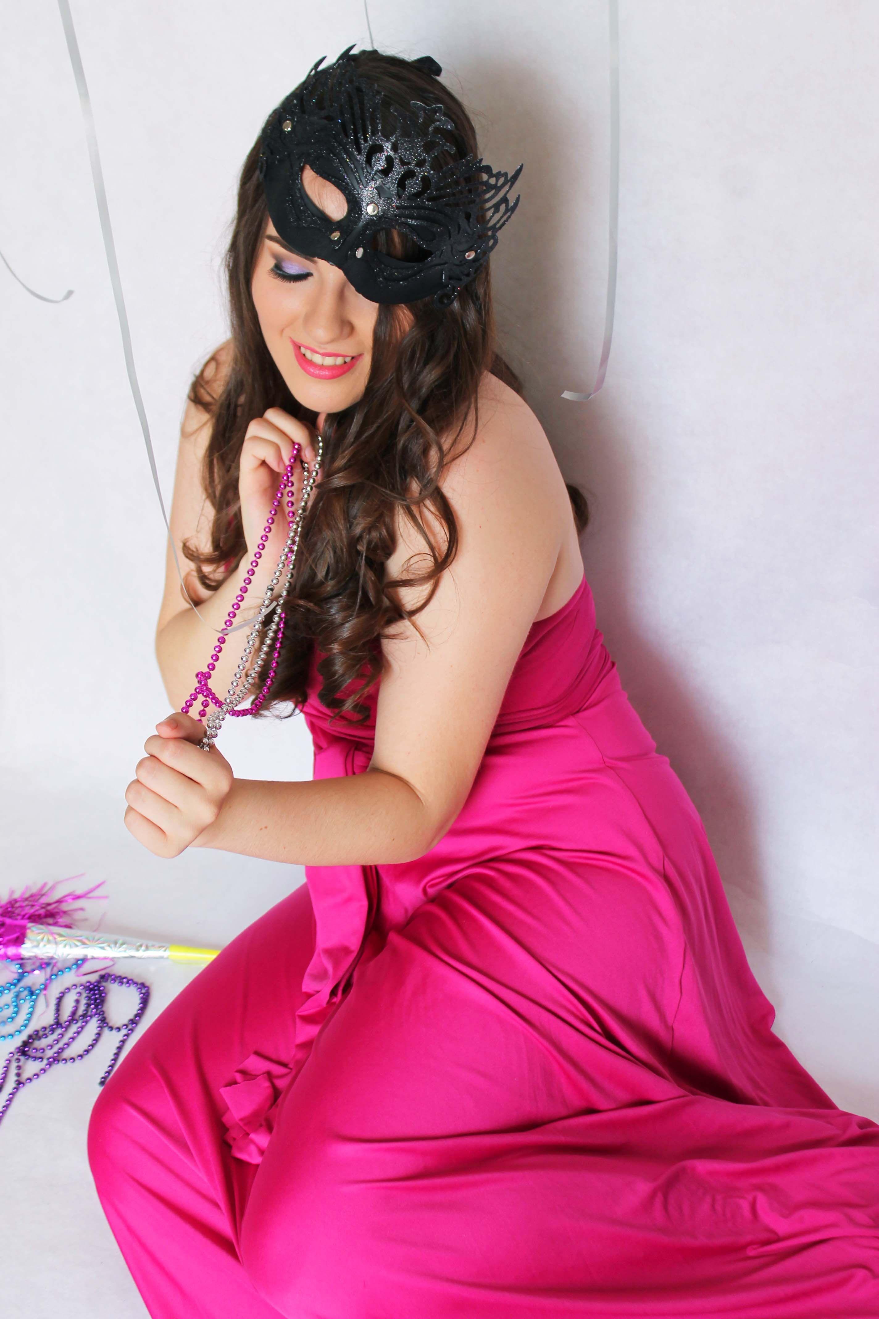 Bonita Vestido Convertible / fuscia / Rosa mexicano / magenta ...