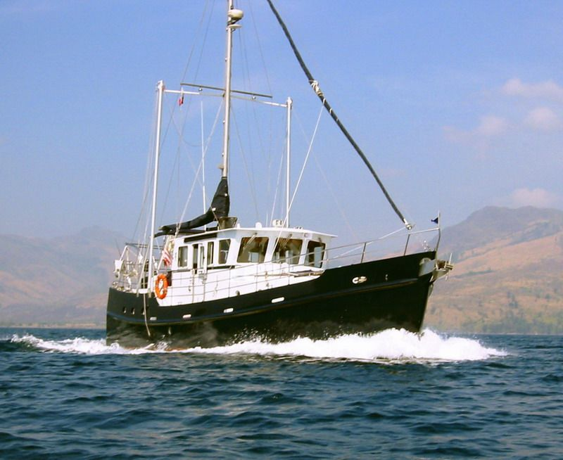 Kasten Marine Design - Modern Classic Yacht Design