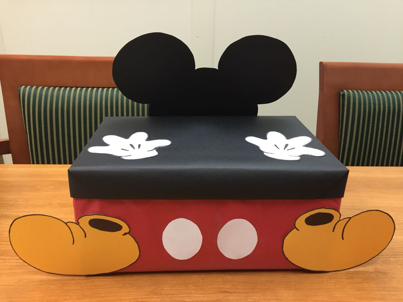 Mickey Mouse Valentine S Day Box