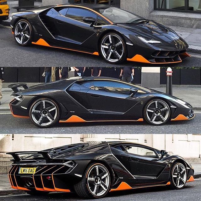 The Lamborghini Centenario Lp770 4 Transformers 5 Autobot Color