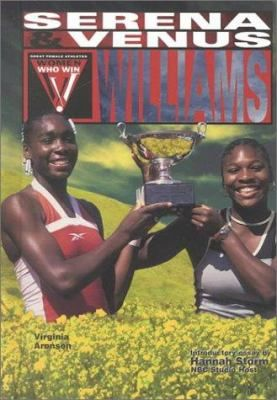 Cover image for Venus & Serena Williams