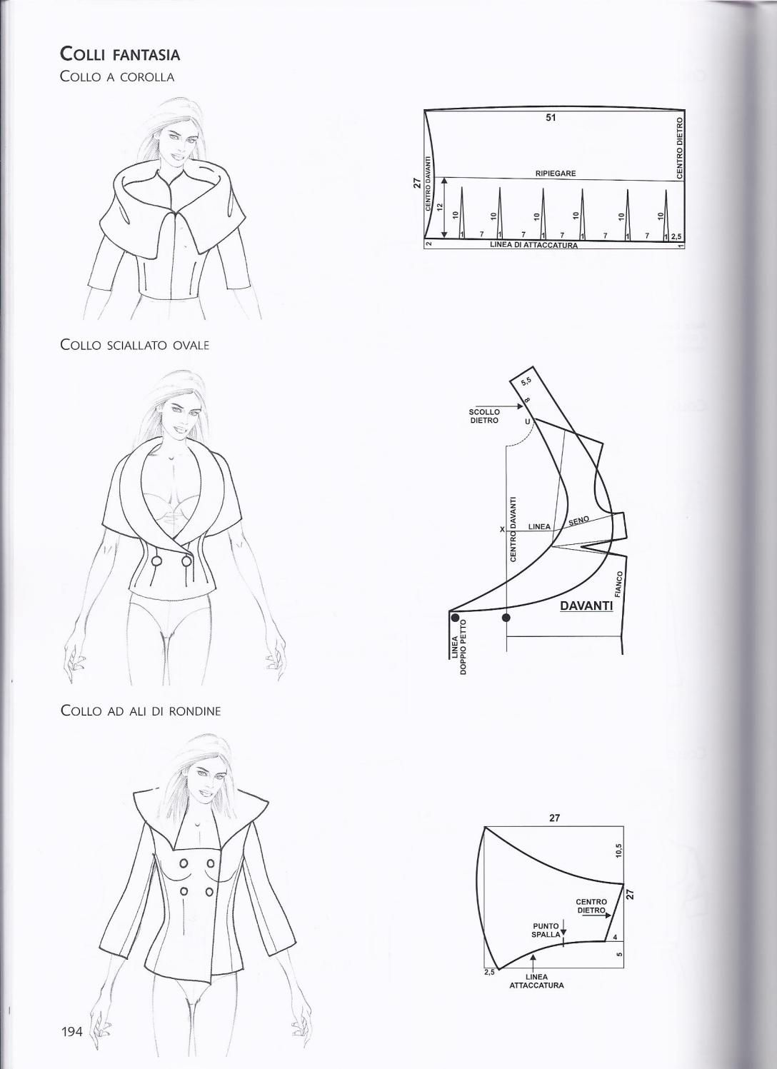La tecnica dei modelli uomo donna 1 | Patrones, Molde y Costura