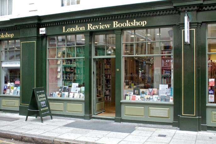 Shopikon Discover Local Shopping Bookshop London Bookstore London