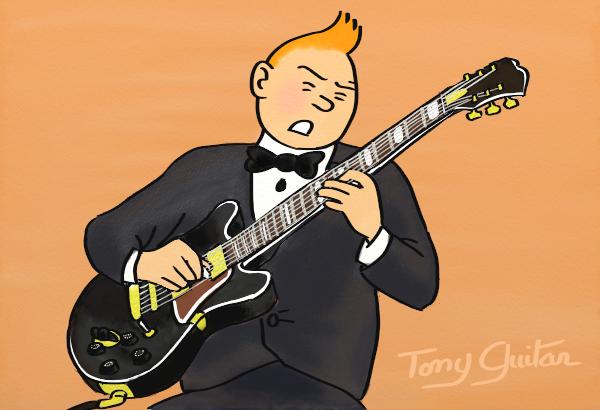 Tintin King