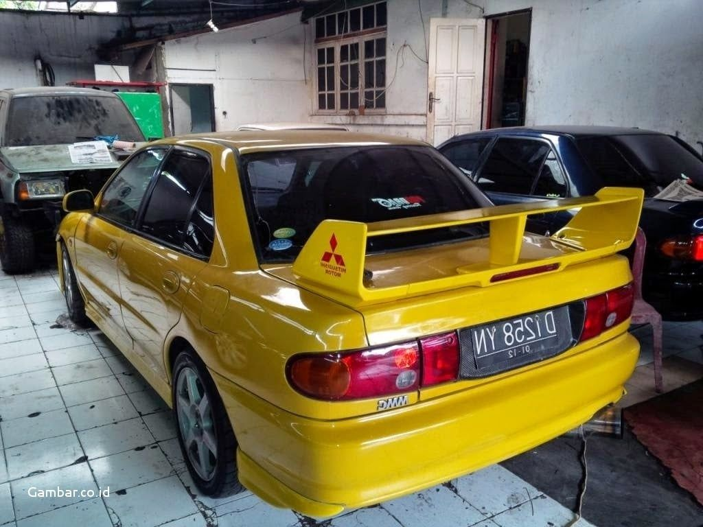 Modifikasi Mobil Mitsubishi Lancer Evo 3 Modifikasi Mobil Mobil Kendaraan