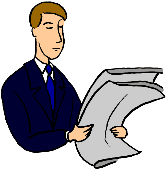 Image Result For People Reading Clipart Free Clip Art Clip Art Person Cartoon