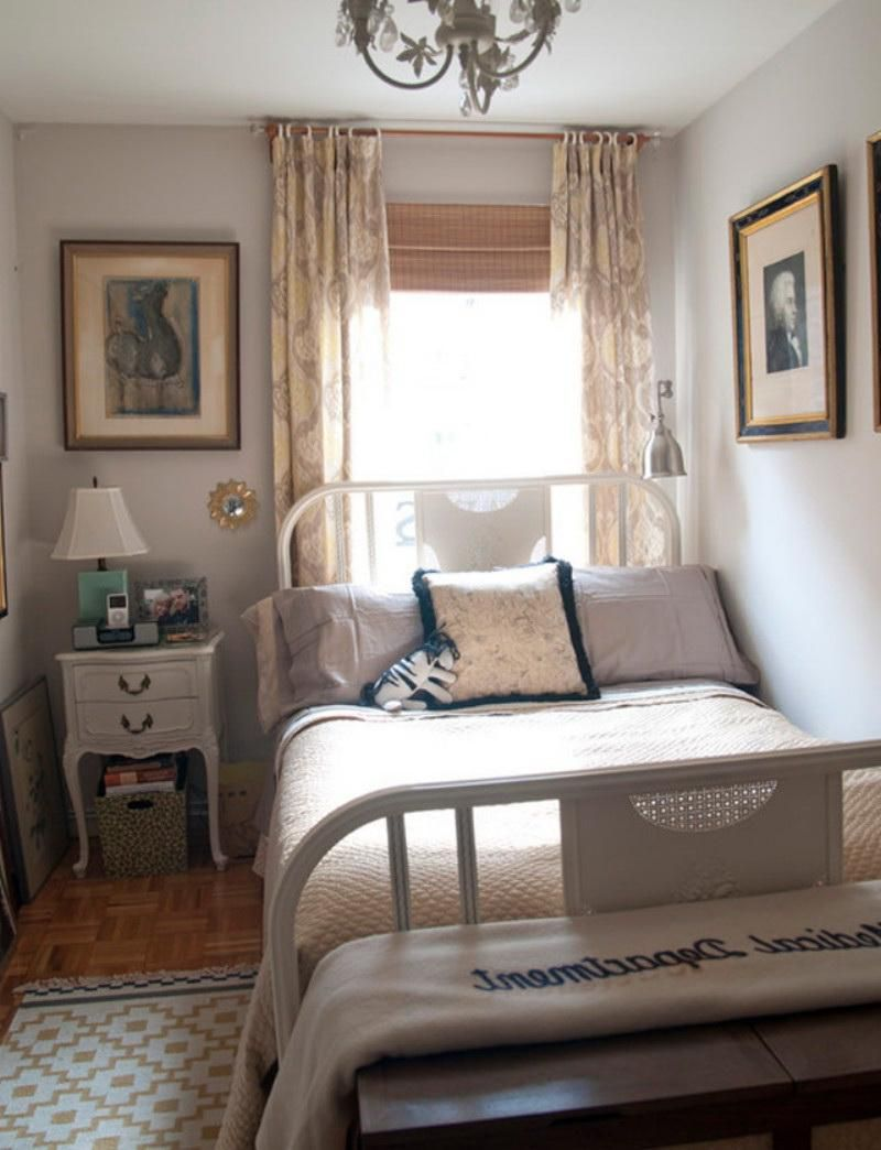 Image Result For Ideas For Creating Space In A Small Bedroom