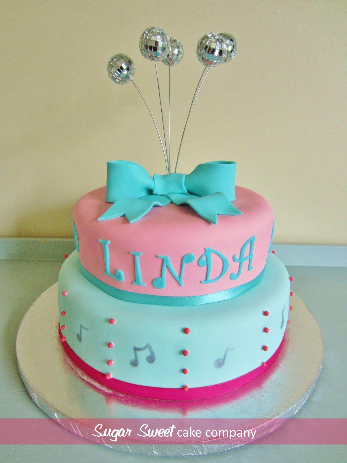 Wondrous Sugar Sweet Cake Company Cake Dance Birthday Cake 50Th Funny Birthday Cards Online Aeocydamsfinfo