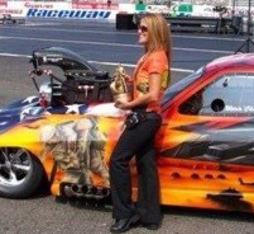 Yes She Wins A Few In A Tough Pro Mod Class Drag Racing
