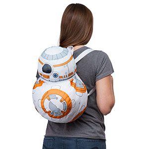 Star Wars BB-8 Backpack Buddy   ThinkGeek