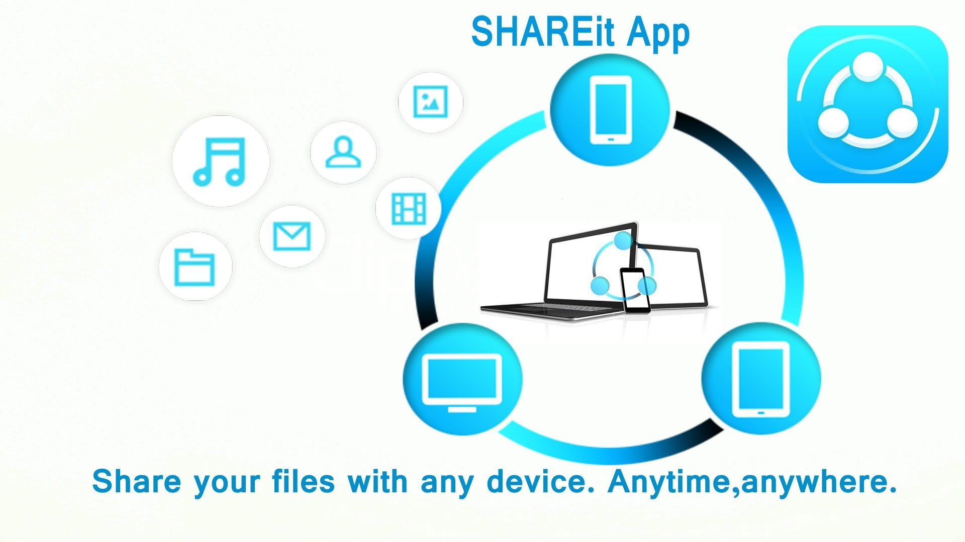 Shareit Apk Download For Android Smartphones - Latest