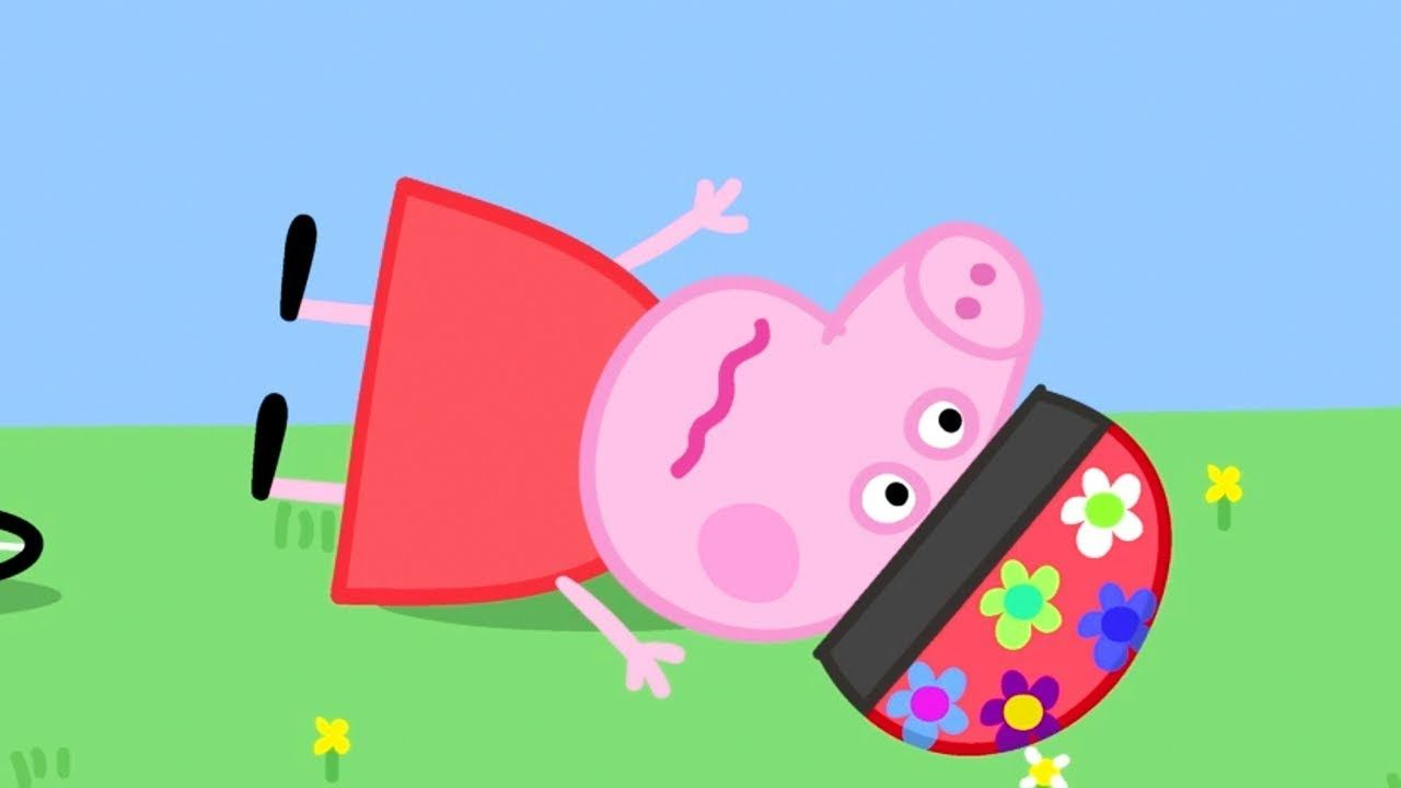 Peppa Pig English Episodes In 4k New Compilation 10 Peppa Pig Official Peppa Pig Official Channel Peppa Pig Wallpaper Peppa Pig Funny Peppa Pig Memes
