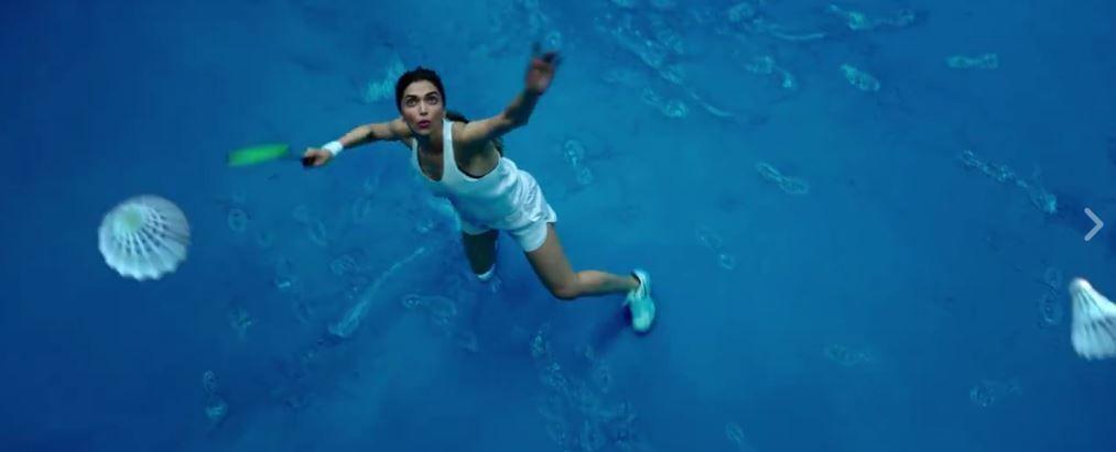 Deepika Padukone Reveals How Sports Helped Her Fight Depression in New Nike Video | browngirl Magazine - Insta @browngirlmag