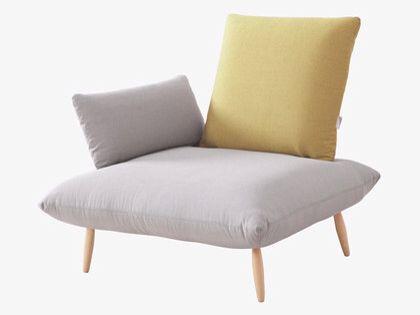 Habitat armchair.