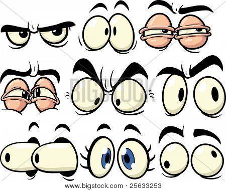 Resultado De Imagem Para Crazy Eye Cartoon Cartoon Eyes Cartoon Faces Cartoon Drawings