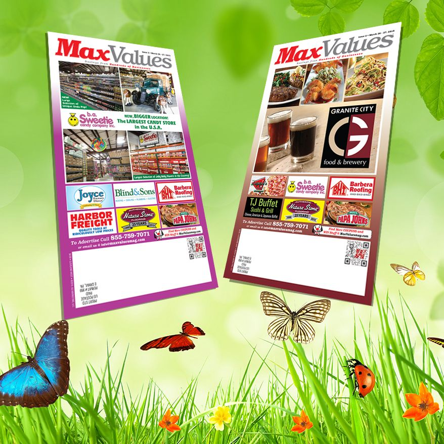 Granite City Coupons >> The New Maxvalues Magazine Arrives In Mailboxes This Week Packed