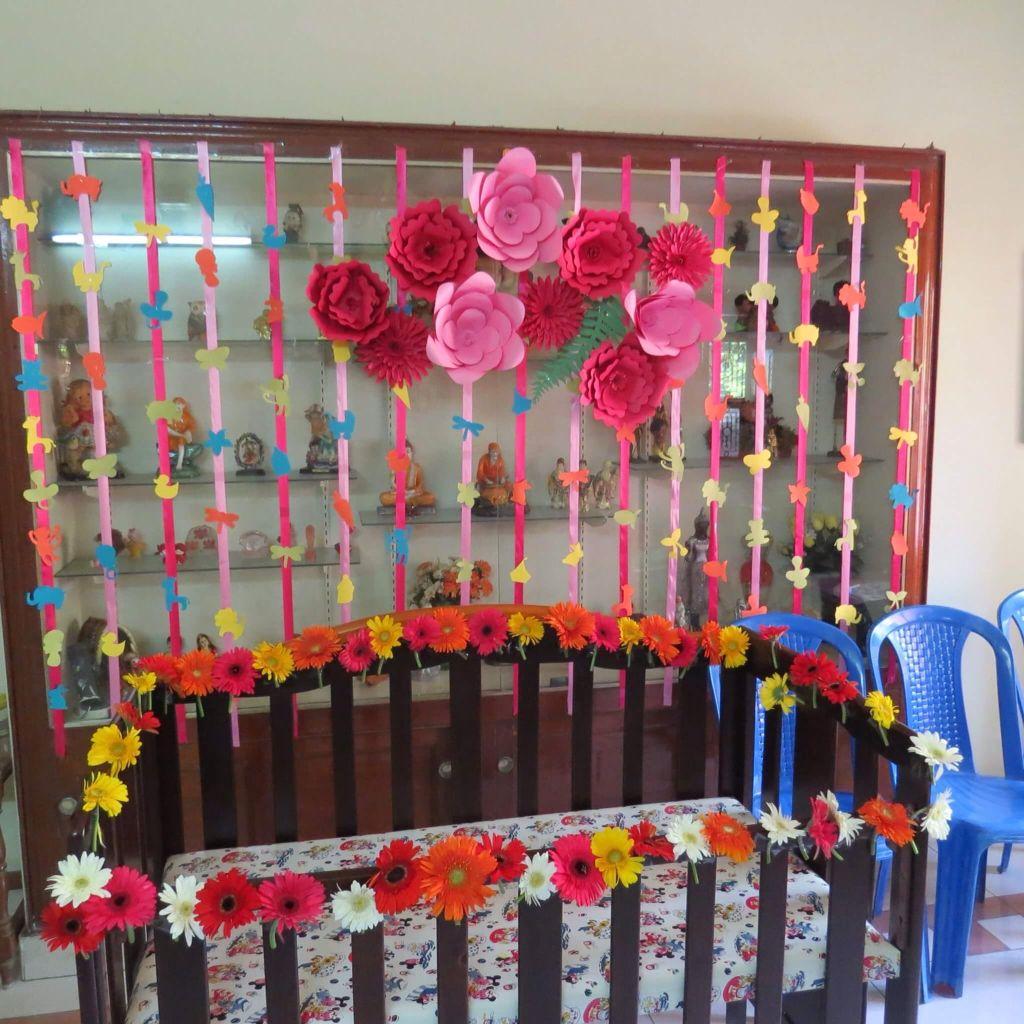 Naming Ceremony Decoration