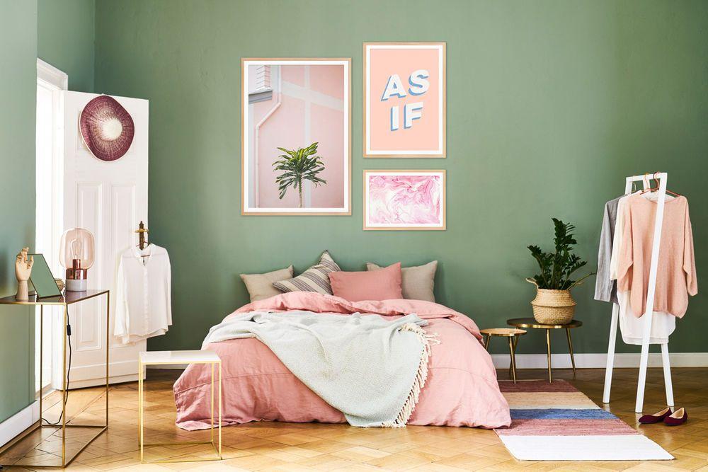 Schlafzimmer gestalten Ideen & Tipps mit Bildern   Haus ...
