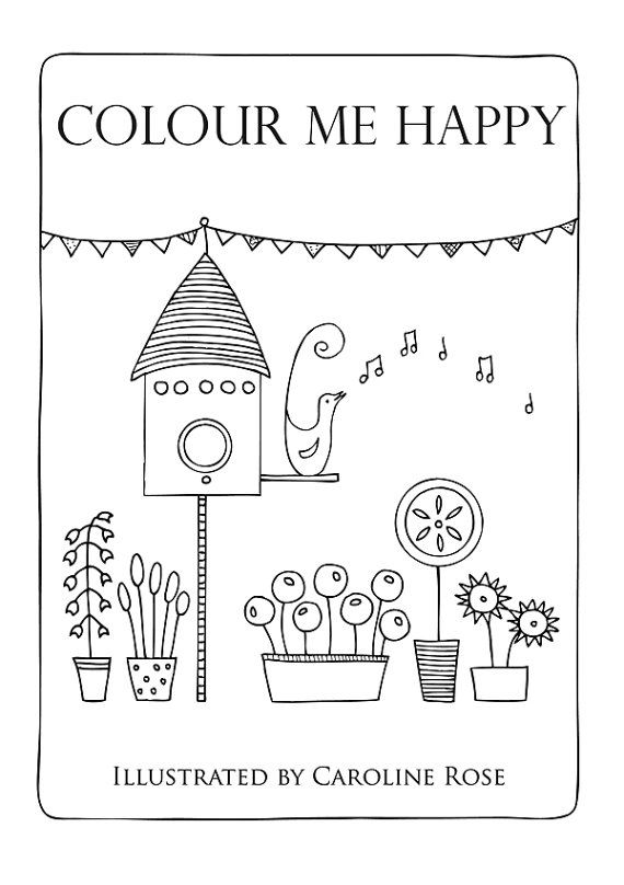 Colour Me Happy PDF