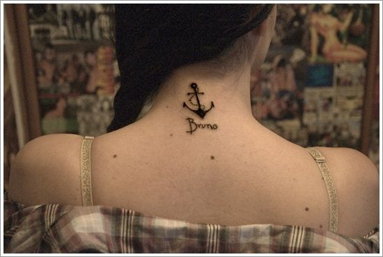 125 Stunning Anchor Tattoos With Rich Meaning Tattoos