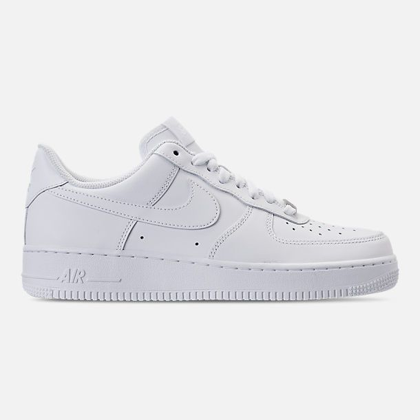 Right view of Men's Nike Air Force 1 Low Casual Shoes in ...