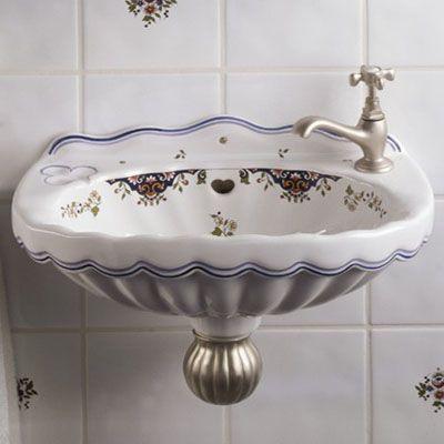 herbeau sink - bathroom