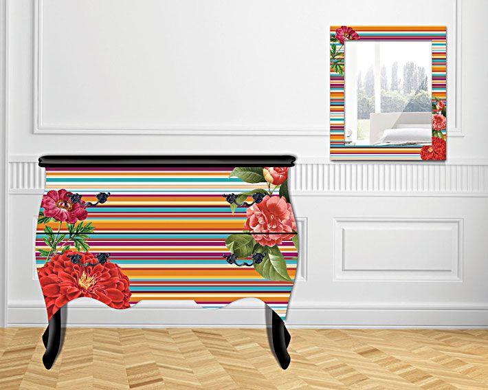 Cómodas Vintage - Muebles Vintage  restaurar muebles  Pinterest  Paint fur...