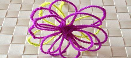 Nirvana Day Lotus Flower Craft Global Crafts For Kids Flower