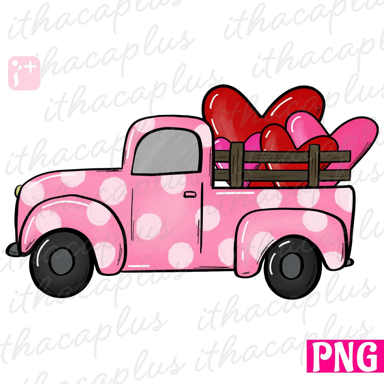 Valentines Day Sublimation Valentine Truck Png Vintage Truck Etsy In 2021 Valentines Day Drawing Valentines Art Valentine Drawing