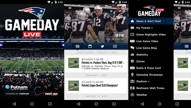 3 Best Live Football Tv Streaming Free Android Apps Free Tv
