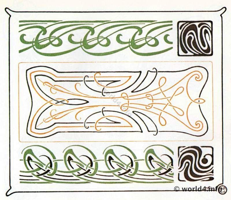 mosaic ornaments art deco - Google Search   mosaic ornaments ...
