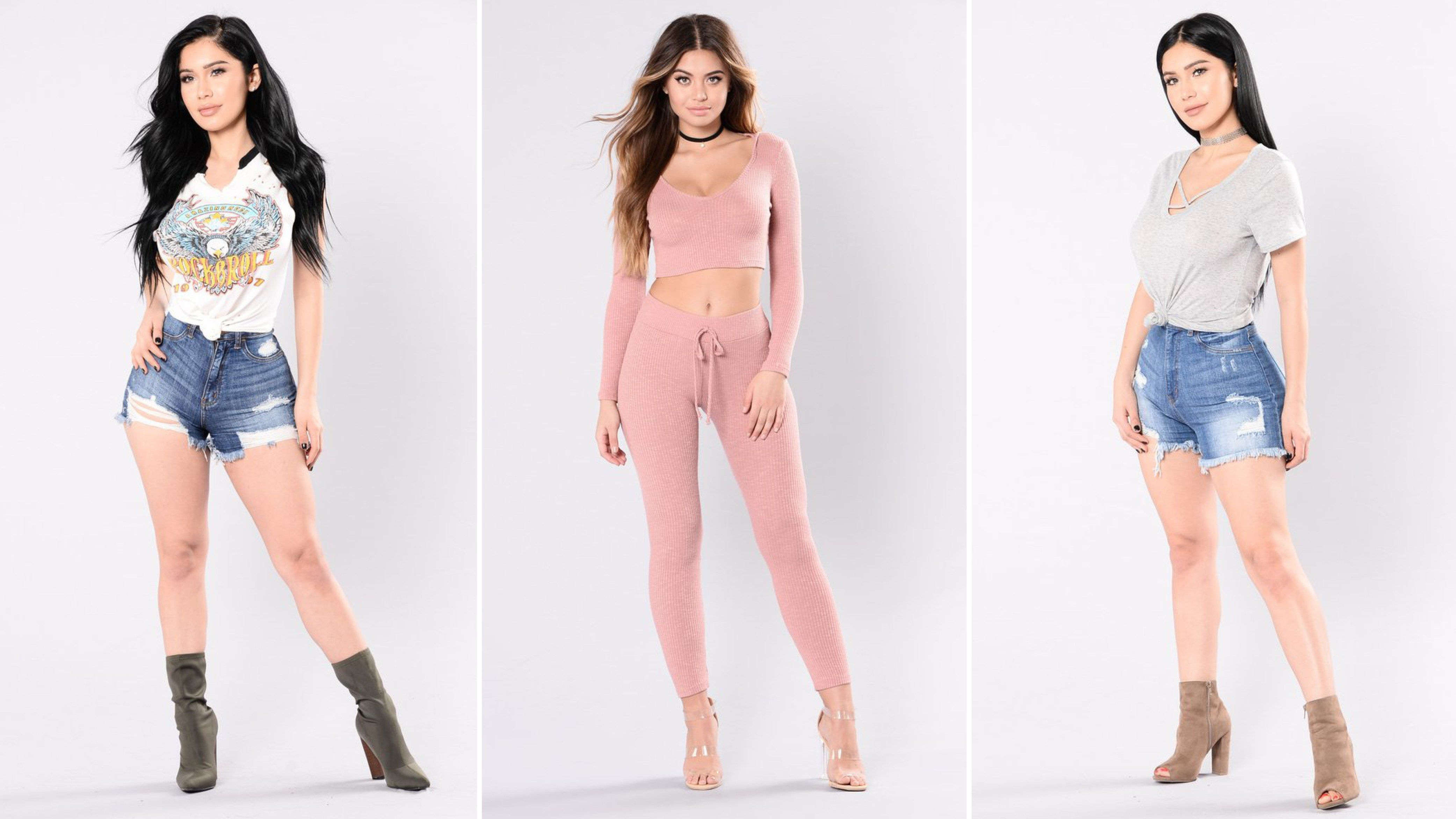 4eee1b5306397 Fashion Nova CEO Responds to Accusations of Using Straight-Size Models for  Plus-Size Clothing Ads
