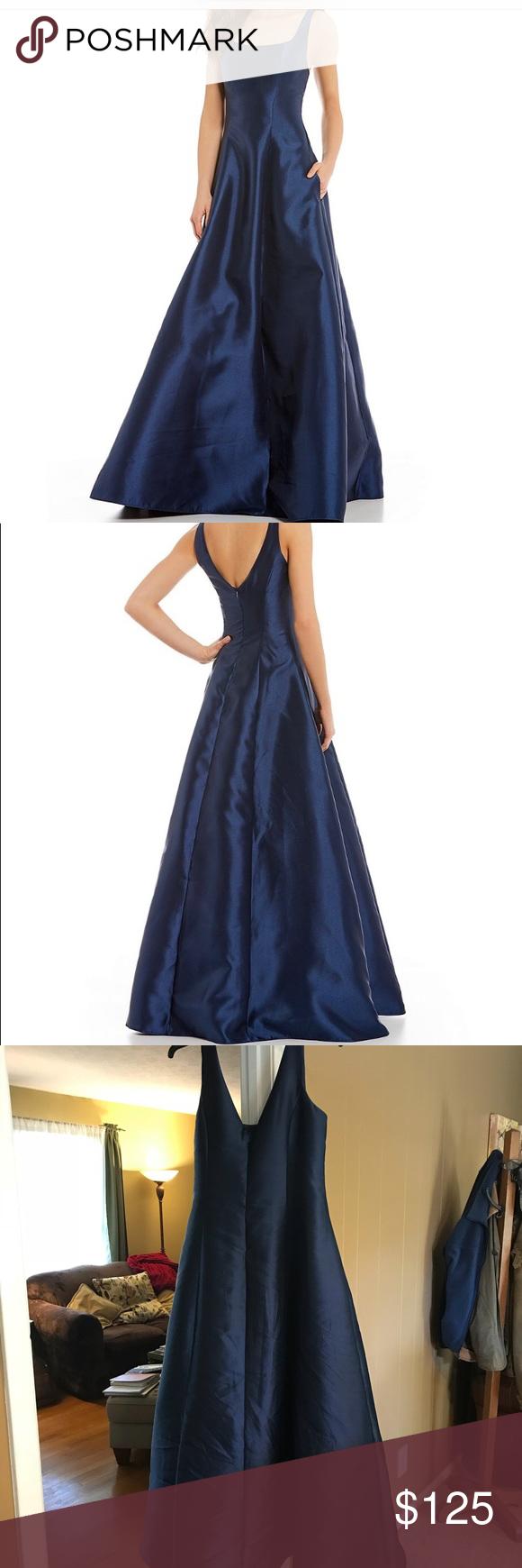Navy evening dress by b darlin my posh picks pinterest elegant