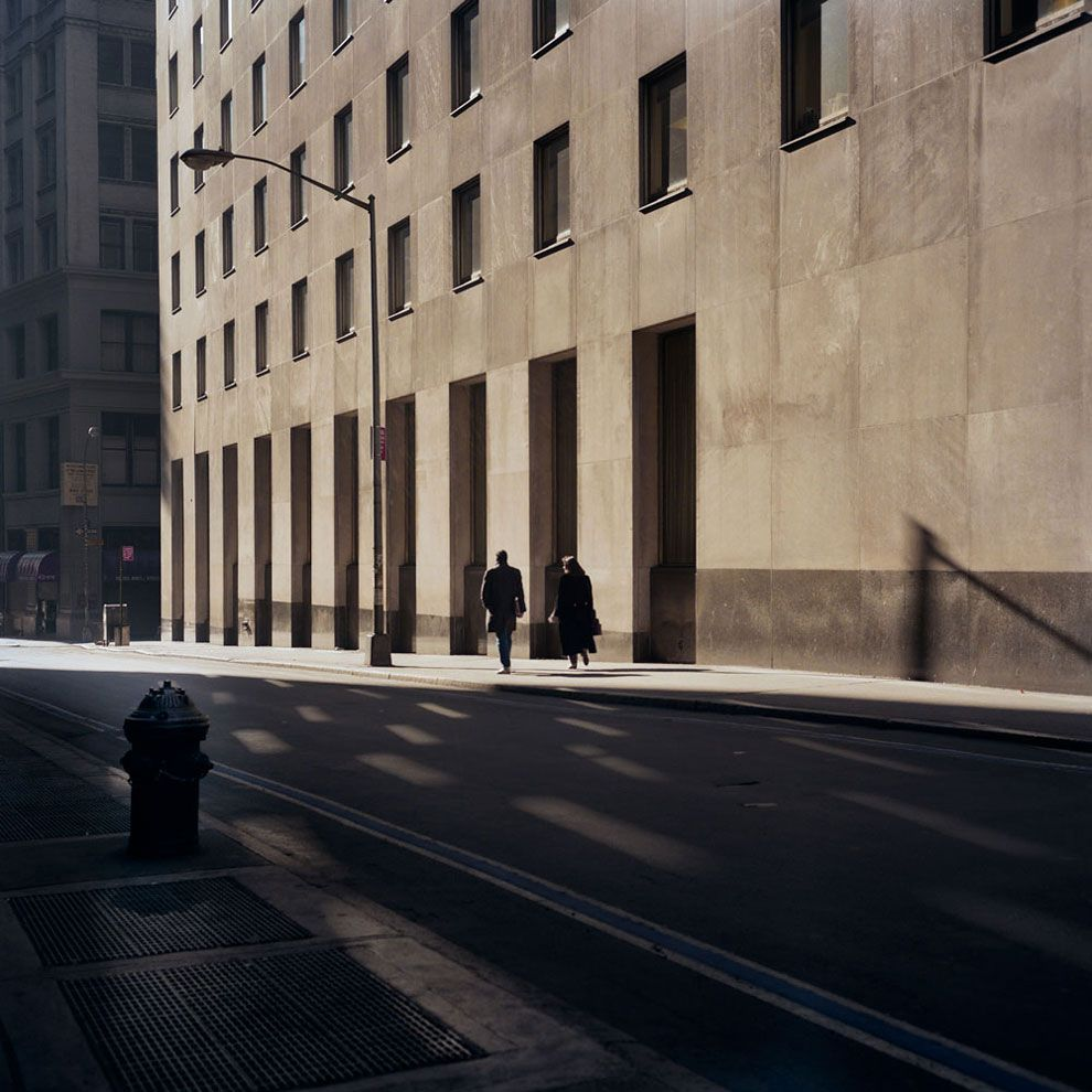 New York City In 1980s Through Photographs By Janet Delany