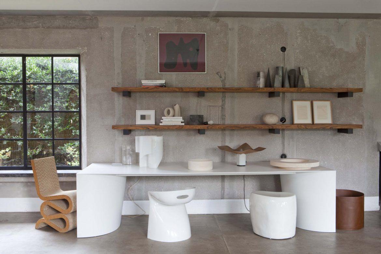 Le Monde Eclectique De Bea Mombaers Meuble Contemporain Decoration Maison Et Interieur Maison