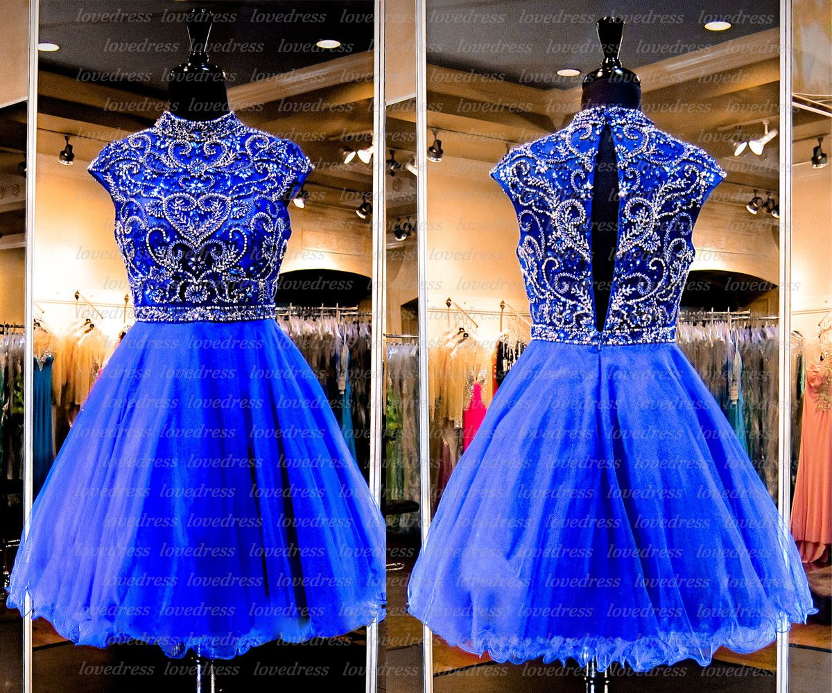Blue homecoming dresses short homecoming dresses cute homecoming