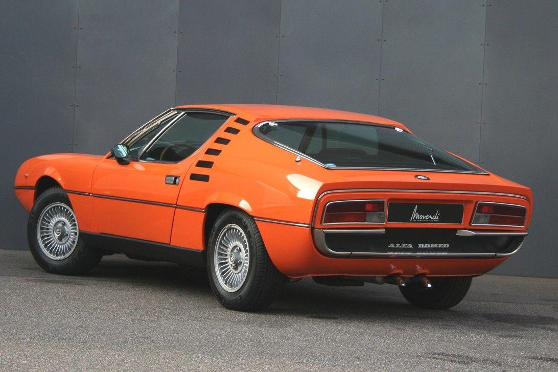 1972 Alfa Romeo Montreal Classic Driver Market Auto da