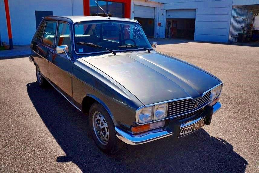 1975 - Renault 16 TX