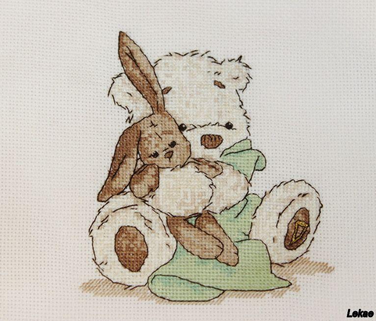 картинки про милого зайку и мишку память удивительному человеку
