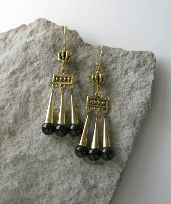 Gratiana Reproduction Roman Style Earrings With By Mejjewelry 48 00