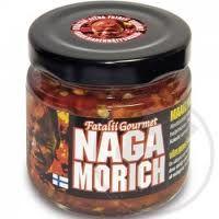 naga morich - Google-haku    kaikki OIKEASTI tuliset mausteet, maustekastikkeet jne. tervetuleita. meille texas pete on sama kuin ketsuppi joten kiinnitä huomiota tulisuuteen.