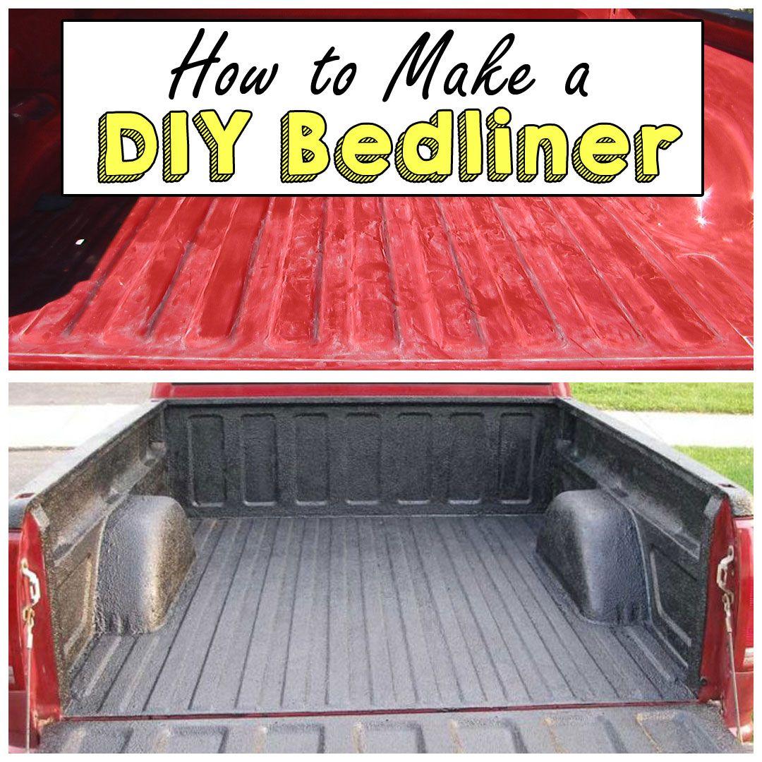 Diy bed liner for a truck diy bed liner bed liner